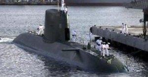 الغواصة النووية الإسرائيلية دولفين
