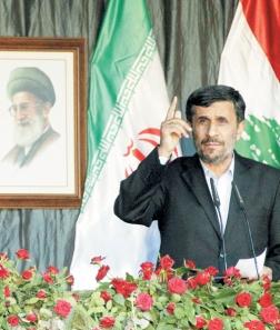 احمدي نجاد تعرض لمحاوله اغتيال في لبنان